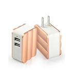 Fold Dual USB Wall Charger